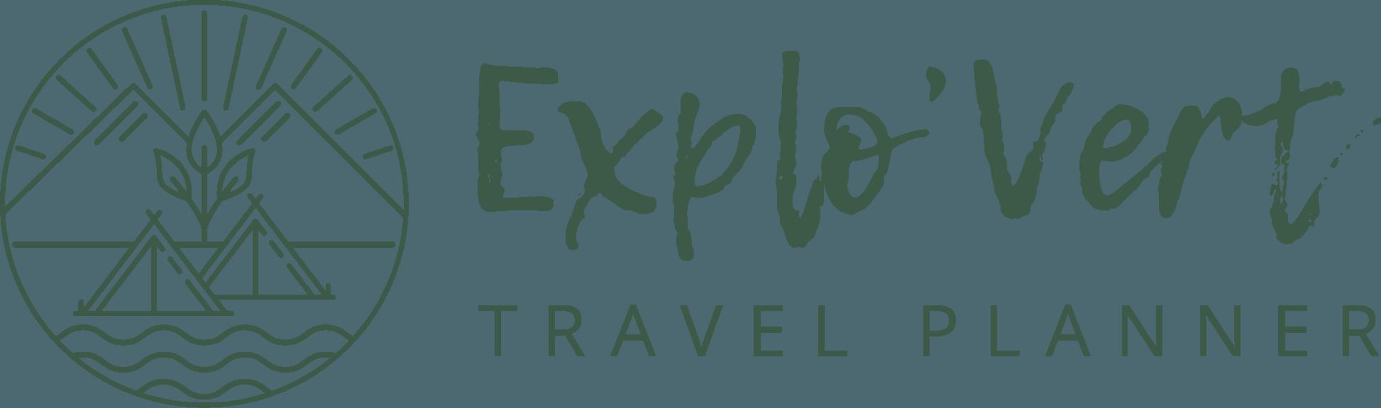 Explo'Vert - Travel planner