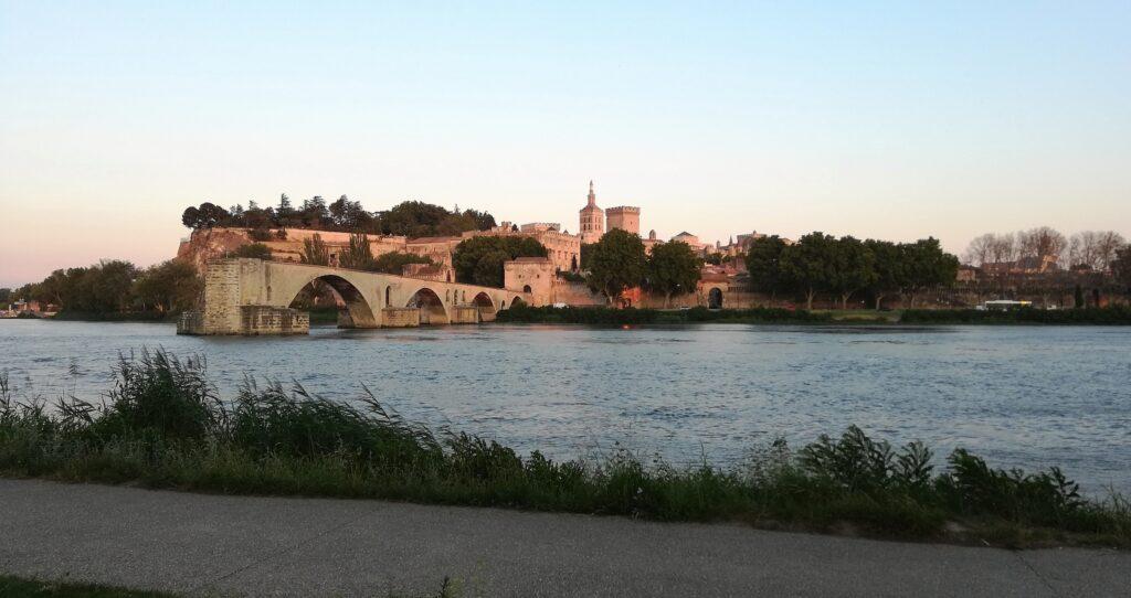 Avignon - Tourisme durable - Ile de la Barthelasse