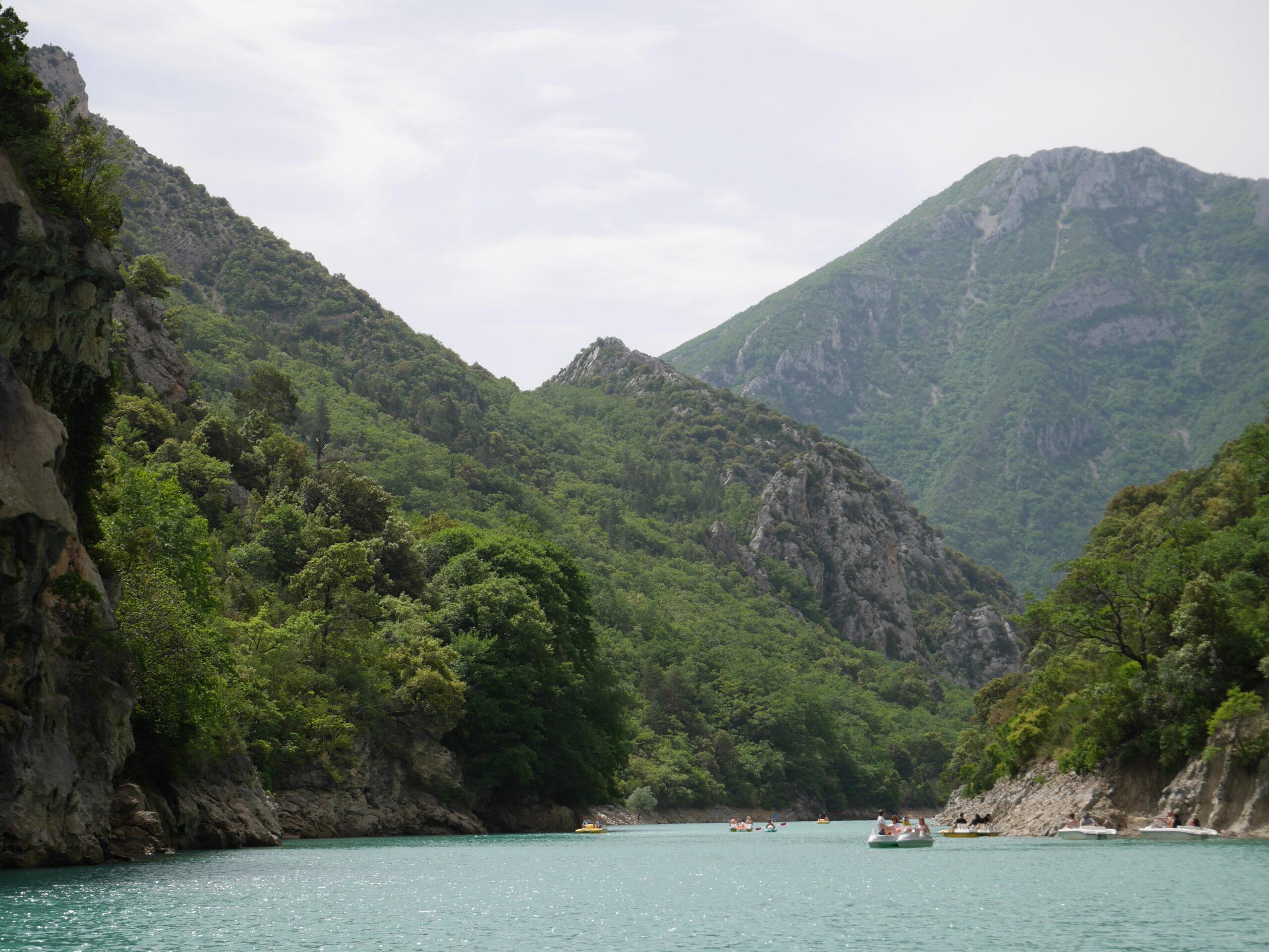 Gorges du Verdon - Tourisme durable - Que faire dans le Verdon - Provence-Alpes-Côte-d'Azur