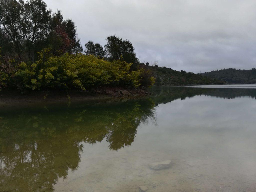 Lac Saint-Cassien - Provence Alpes Côte d'Azur - Road-trip France