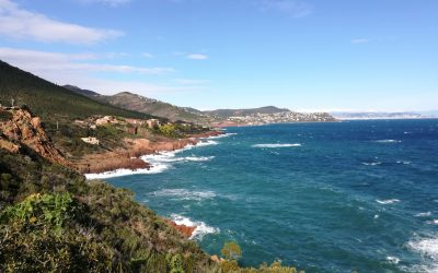 4 jours de road-trip sur la côte d'azur