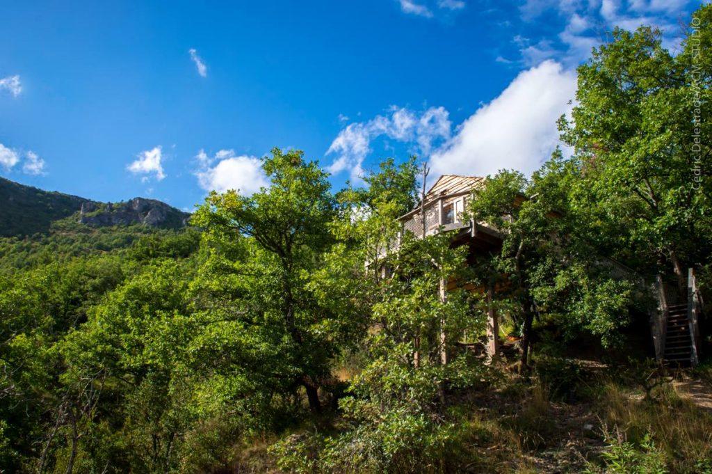 hébergement insolite - hébergement durable - hotel écologique - hebergement eco responsable