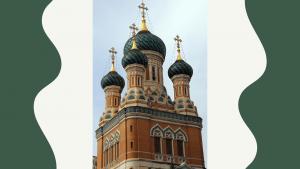 1. Cathedrale saint-nicolas de Nices - Sites touristiques France