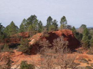 Colorado Provençal - Sites touristiques France Provence