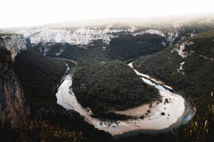 Gorges de l'Ardèche - Tourisme France Sud de France 10 sites touristiques france