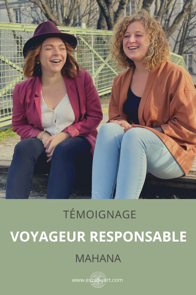 Voyageur responsable - Témoignage, voyage responsable