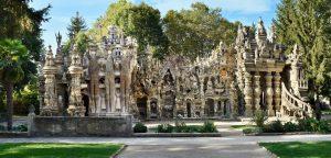 Le palais Idéal du Facteur Cheval - France - Tourisme - Voyage