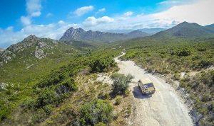Desert des Agriats - Corse du Nord - 4x4