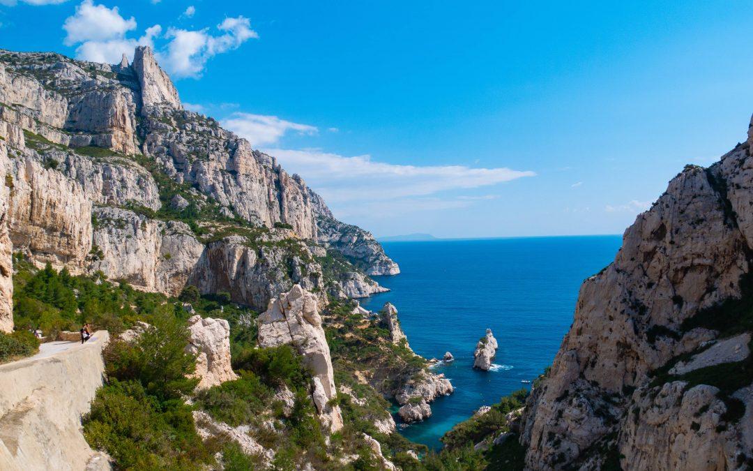 Un week-end dans les calanques de Marseille