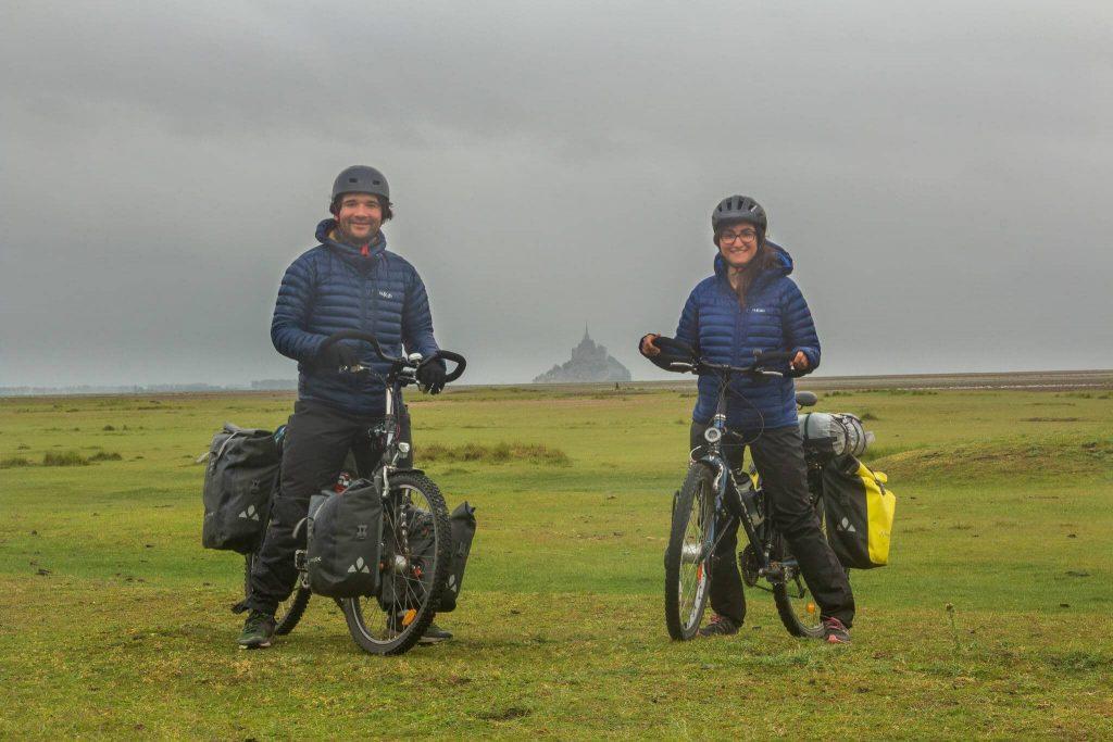 Anais et Jérémy, voyage à Vélo, voyager autrement, voyageur responsable, voyage responsable, tourisme durable,